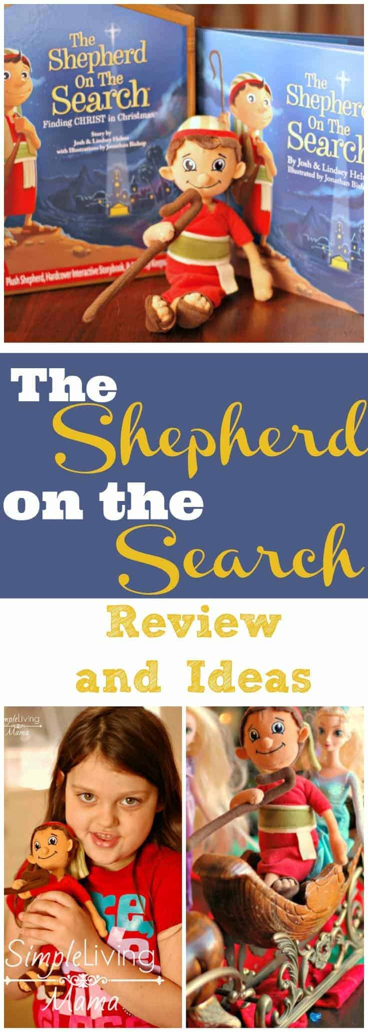 Have you heard of the Shepherd on the Search? Keep Christ the center of Christmas and have fun hiding and finding the shepherd every day of Advent. Check out this review and ideas for bringing the shepherd to life in your home.