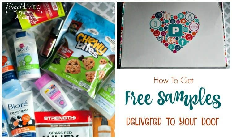 How To Get Free Samples Delivered to Your Door