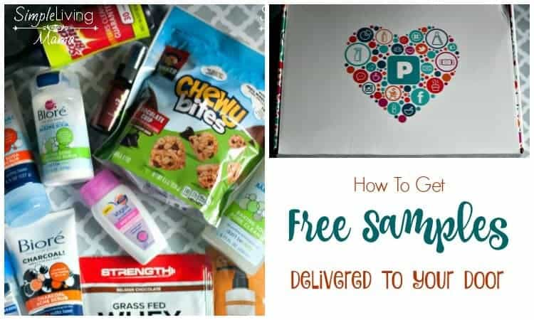 How To Get Free Samples Delivered to Your Door - Simple Living Mama
