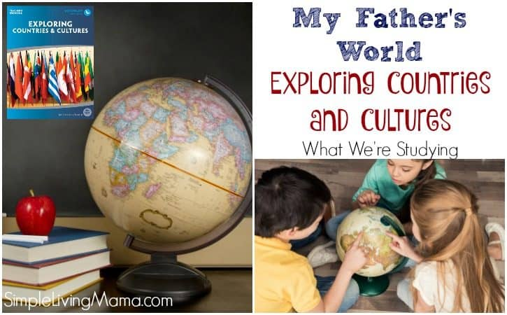 My Father's World ECC – What We Are Studying