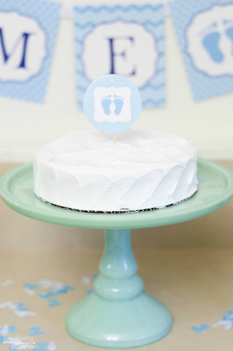 5 Tips for Planning a Welcome Baby Party - Simple Living Mama