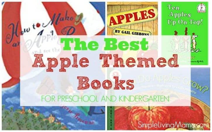 Apple Books for Preschool