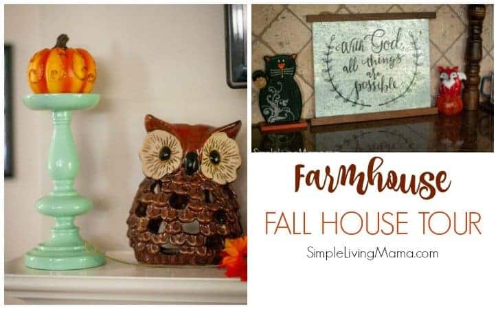 Farmhouse Fall Home Tour