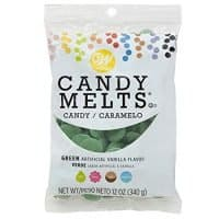 Wilton Dark Green Candy Melts Candy, 12 oz.