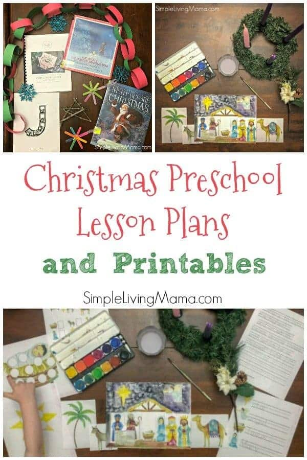 Planning Christmas lesson plans for preschool and kindergarten is so much fun! Come check out these resources to make your Christmas lesson plans amazing!