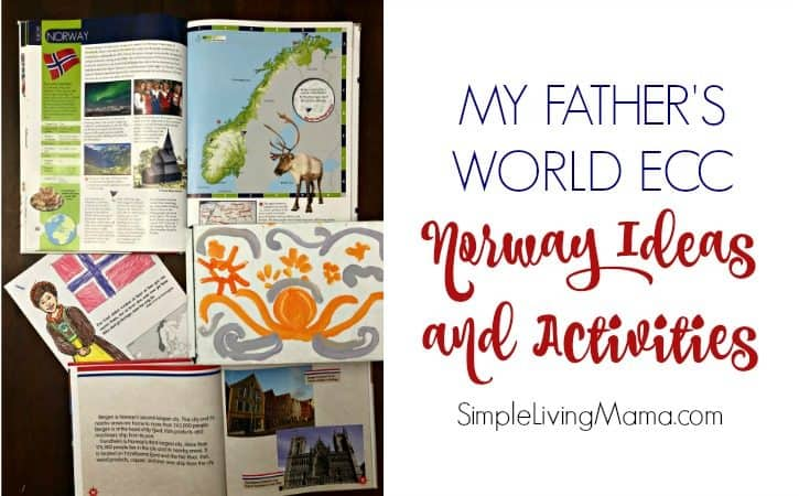 My Father's World ECC Norway Ideas and Activities