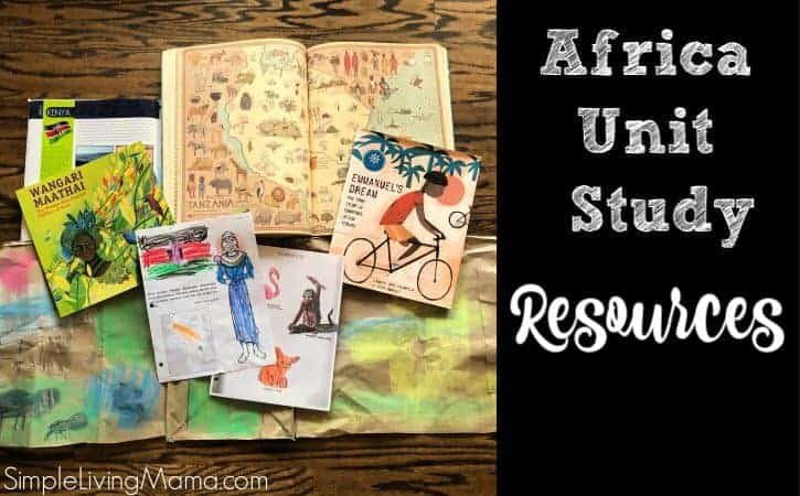 Africa Unit Study Resources – My Father's World ECC & Beautiful Feet Books