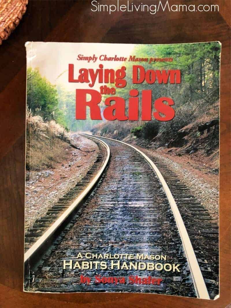 laying down the rails book