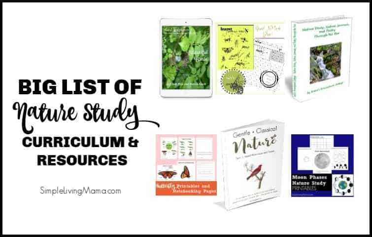 Nature Study Curriculum and Resources