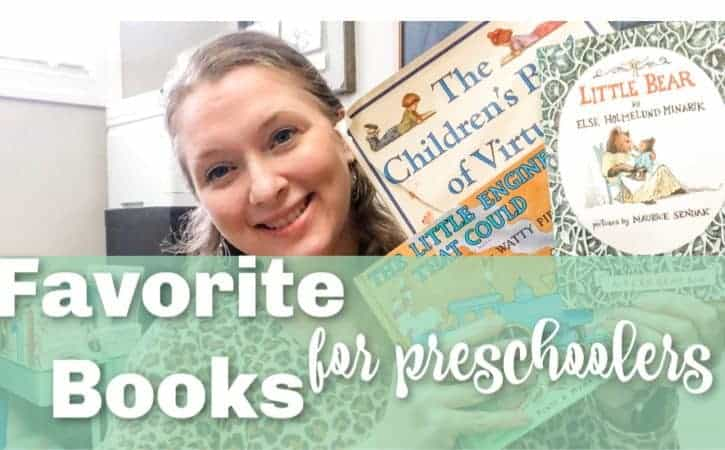 Living Books for Preschoolers