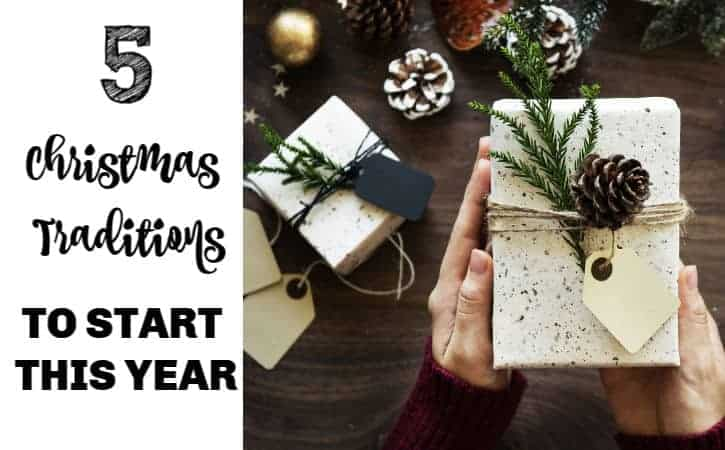5 Family Christmas Traditions You Can Start With Your Kids Now