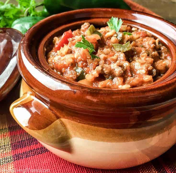Instant Pot Poblano Soup