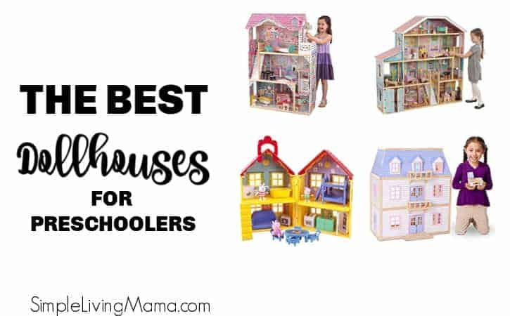 Best Dollhouses for Preschoolers