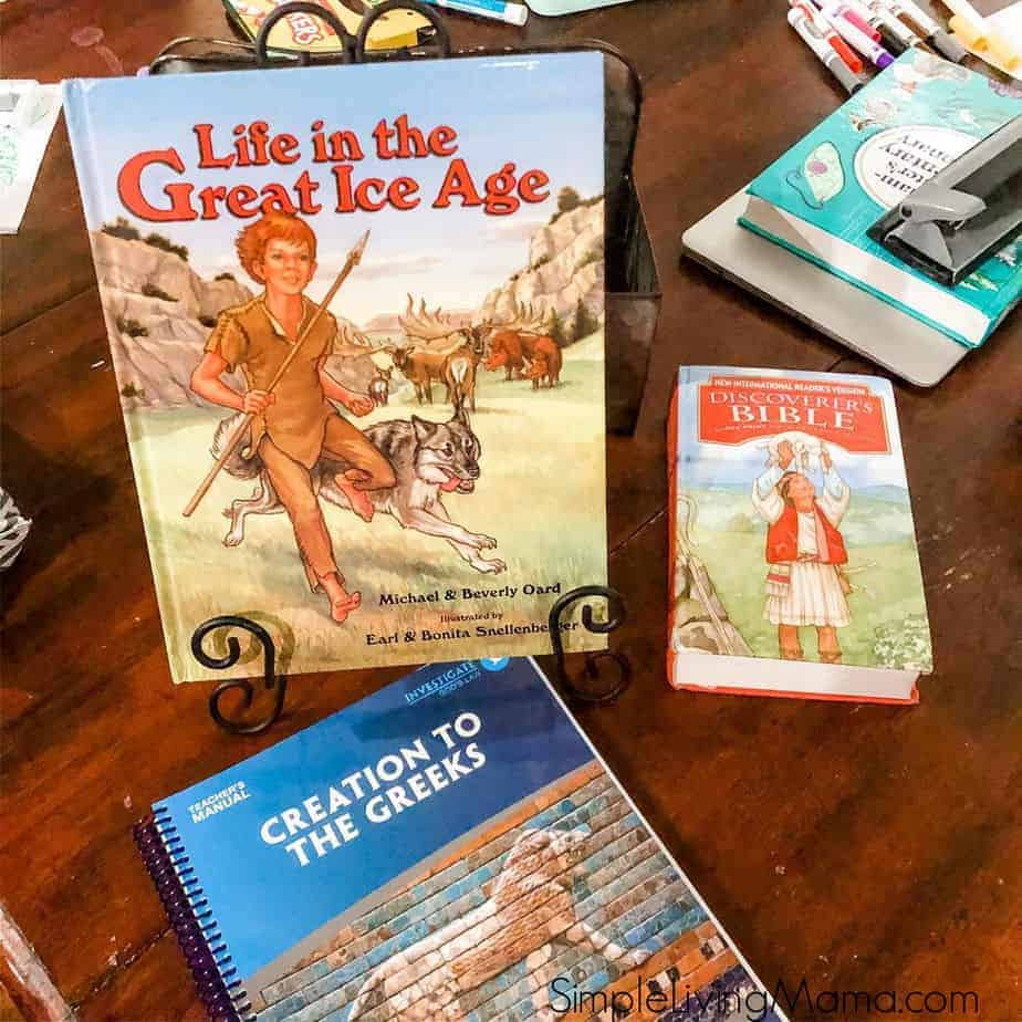 Life in the Great Ice Age and My Father's World CTG