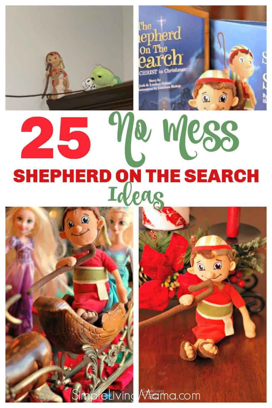 25 no mess shepherd on the search ideas