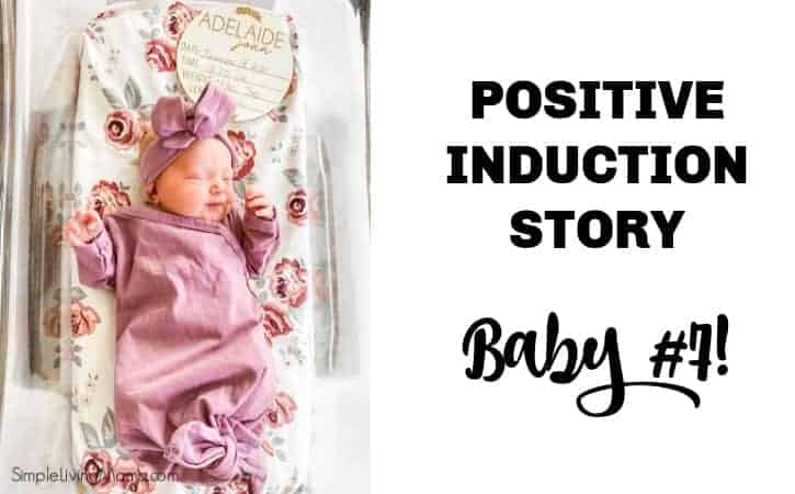 My positive induction story
