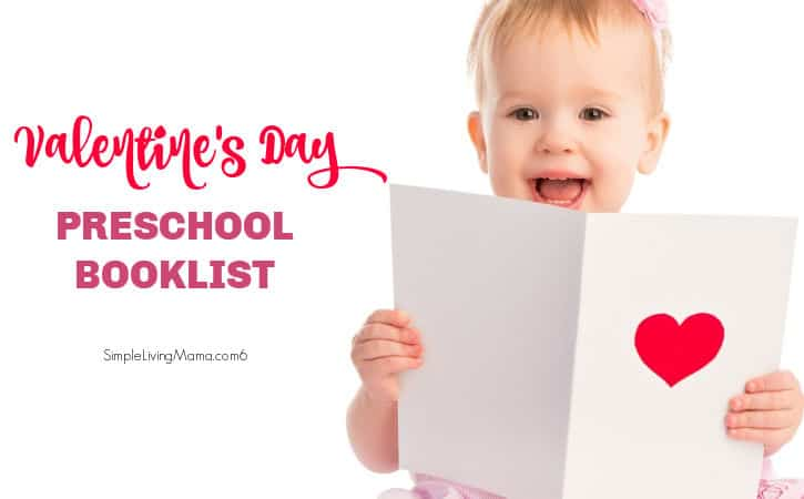 Valentine's Day Books for Preschool