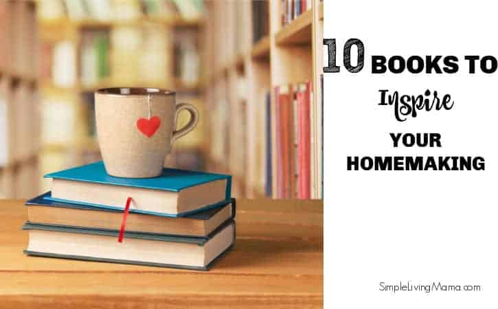 10 home management books