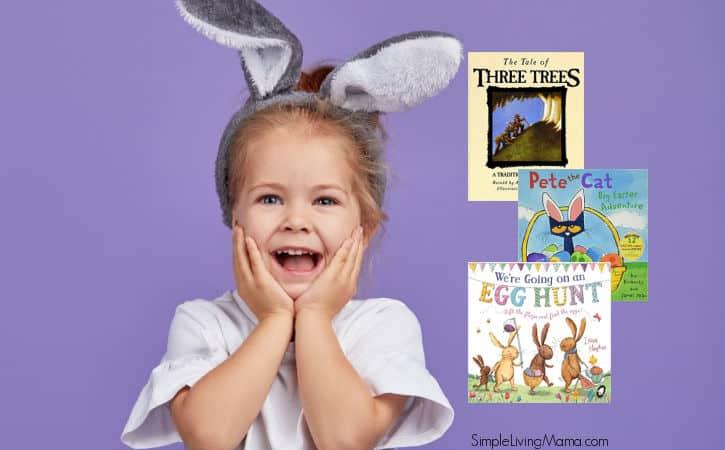 Easter Themed Books for Preschoolers