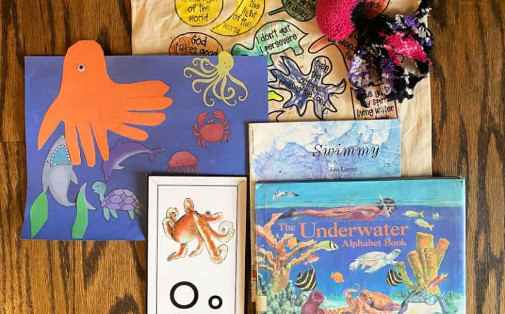 Octopus Letter O Activities and Ideas for Kindergarten
