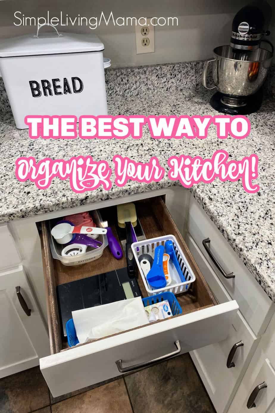 Simple Kitchen Organization Ideas To Make Your More Functional Living Mama