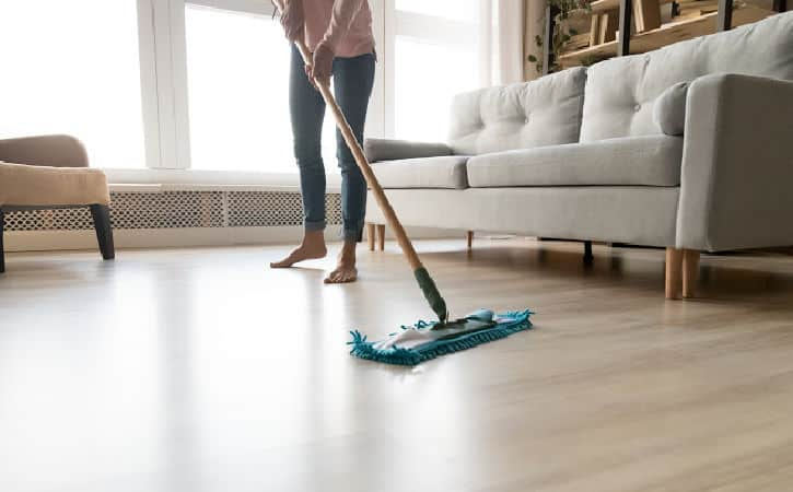 How to Divide Your Home into Cleaning Zones
