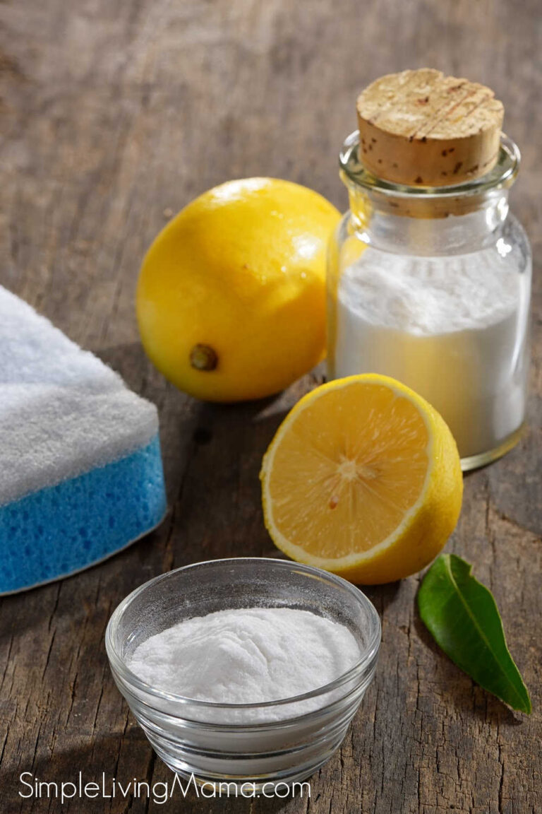 10 Clever Ways To Clean with Lemons